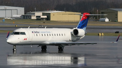 N889AS - Bombardier CRJ-200ER - Delta Connection (Atlantic Southeast Airlines)