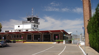 LEBA - Airport - Control Tower