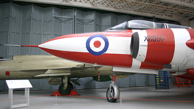 XH897 - Gloster Javelin FAW.9 - United Kingdom - Royal Air Force (RAF)