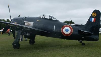 F-AZRJ - F8F  BEARCAT - France - Air Force