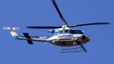 A picture of N22PP - Bell 412EP - [36219] - © Joe Osciak