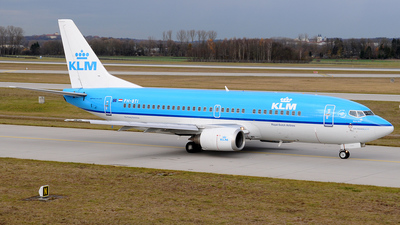 PH-BTI - Boeing 737-306 - KLM Royal Dutch Airlines