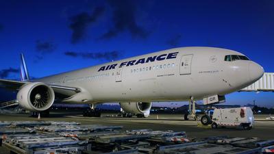 F-GSQR - Boeing 777-328ER - Air France