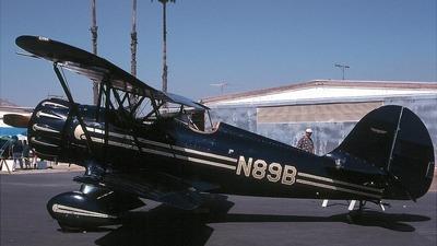 A picture of N89B -  - [F5006] - © Stephen Tornblom