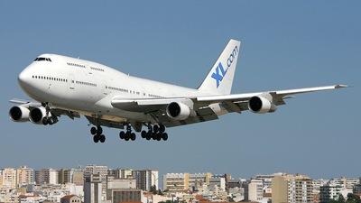 TF-AMK - Boeing 747-312 - Excel Airways (Air Atlanta Icelandic)