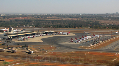 SBBR - Airport - Airport Overview