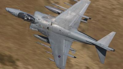 ZG531 - British Aerospace Harrier GR.9A - United Kingdom - Royal Air Force (RAF)