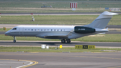 G-XXRS - Bombardier BD-700-1A10 Global Express XRS - TAG Aviation