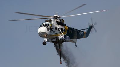 C-FQNG - Sikorsky S-61N - VIH Helicopters