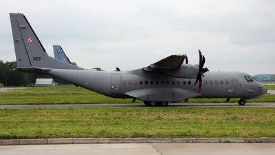 022 - CASA C-295M - Poland - Air Force