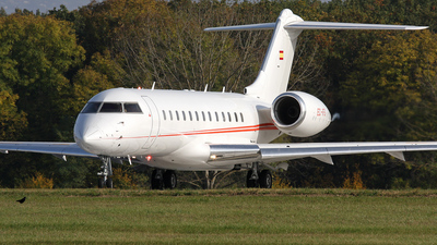 EC-IFS - Bombardier BD-700-1A10 Global Express - Gestair Private Jets