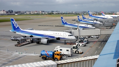 RJFF - Airport - Ramp