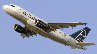 N925MX - Airbus A319-112 - Mexicana