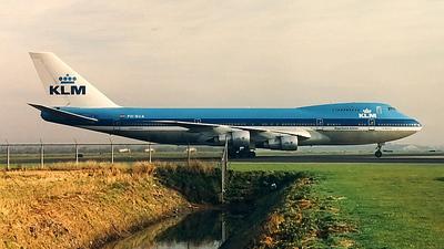 PH-BUA - Boeing 747-206B - KLM Royal Dutch Airlines