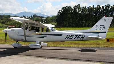 N57FH - Cessna 172S Skyhawk SP - Epic Aviation