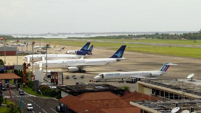 WADD - Airport - Ramp