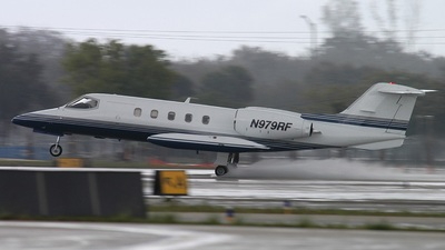 N979RF - Bombardier Learjet 35 - Private