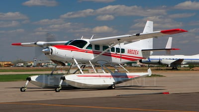 N802EA - Cessna 208 Caravan - Eriksson Aviation