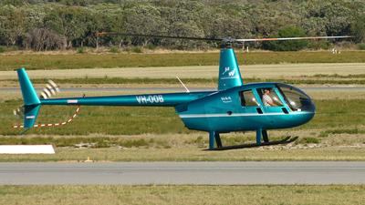 VH-OOB - Robinson R44 Raven - Heli West