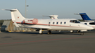 D-CAAE - Bombardier Learjet 55 - Air Alliance