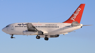 C-GANV - Boeing 737-2X6C(Adv) - Air North