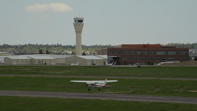 KAPA - Airport - Control tower