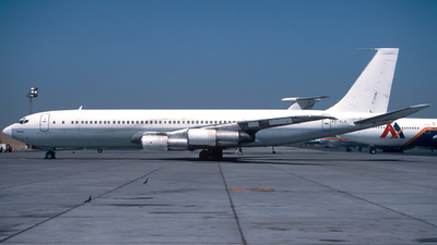 9G-OLD - Boeing 707-324C - Johnsons Air