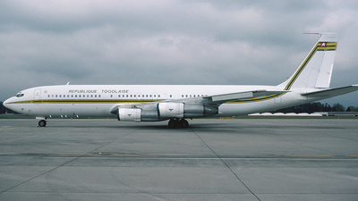 5V-TAG - Boeing 707-312/B - Togo - Government