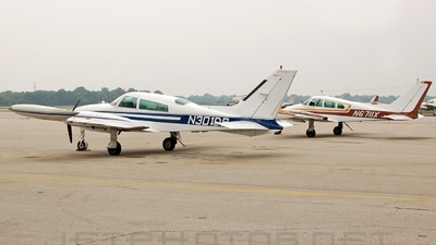 N301DB - Cessna 310R - Private