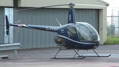 G-FEBY - Robinson R22 Beta II - Private
