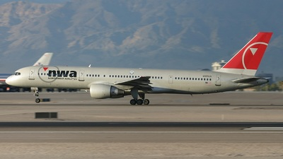 N505US - Boeing 757-251 - Northwest Airlines