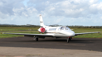 VH-JLU - Cessna S550 Citation SII - Machjet