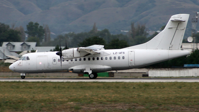LZ-ATS - ATR 42-300 - Asia Wings