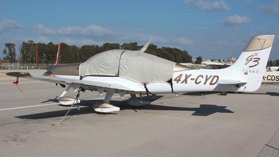 4X-CYD - Cirrus SR22-G3 - Private