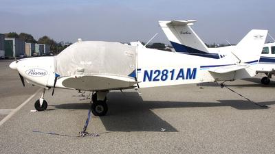 N281AM - AMD Alarus CH2000 - Private