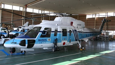 JA6905 - Sikorsky S-76C - Japan Coast Guard