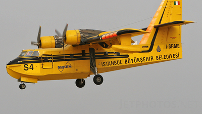 I-SRME - Canadair CL-215 - Private