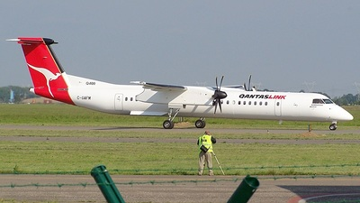 C-GAFM - Bombardier Dash 8-Q402 - Bombardier Aerospace
