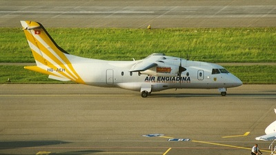 HB-AEH - Dornier Do-328-100 - Air Engiadina