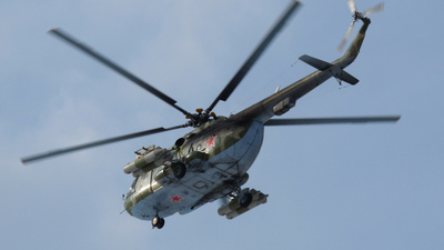 07 - Mil Mi-8 Hip - Russia - Air Force