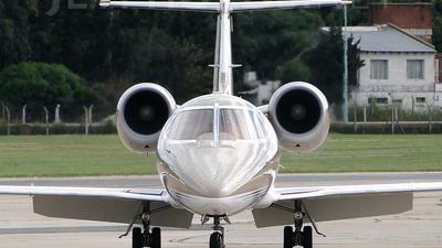 LV-CCO - Bombardier Learjet 60 - Private