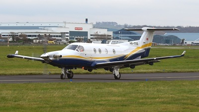 HB-FRB - Pilatus PC-12/47 - Private