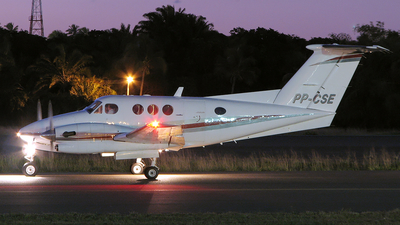 PP-CSE - Beechcraft F90 King Air - Private