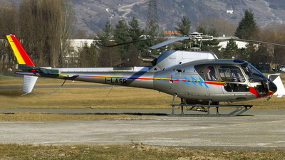 I-LASR - Eurocopter AS 350B3 Ecureuil - Heliwest