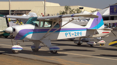 PT-ZPF - Piper PA-22-150 Tri-Pacer - Private