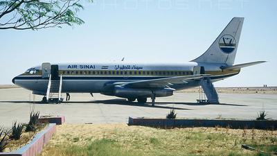 SU-AYO - Boeing 737-266(Adv) - Air Sinai