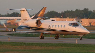 N166HL - Bombardier Learjet 60 - Private