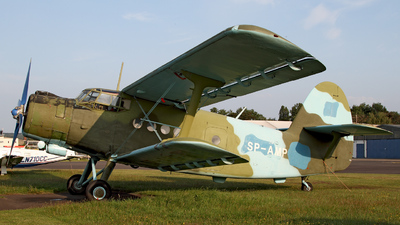 SP-AMP - Antonov An-2 - Private