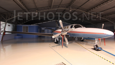 HC-BXH - Cessna 441 Conquest - Private