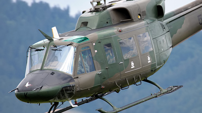 5D-HK - Bell 212 - Austria - Air Force